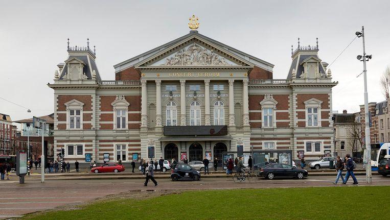 Het Concertgebouw is verrast door de gift en besteedt het geld onder meer aan muziekeducatie voor kinderen Beeld anp