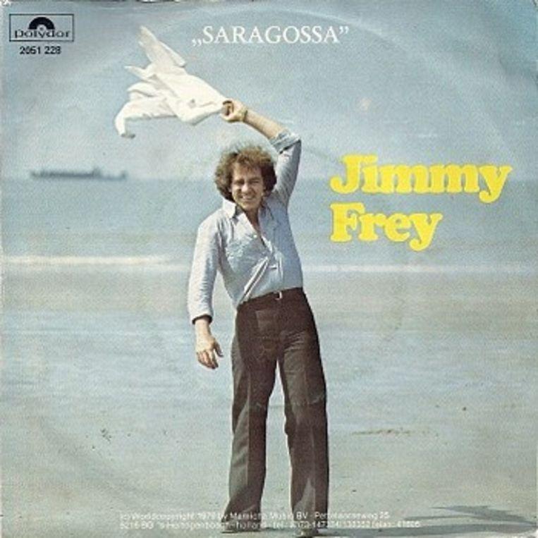 Hoes van 'Saragossa' van Jimmy Frey. Beeld RV