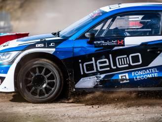 """Enzo Ide start rallycrossseizoen: """"Nu kijk ik uit naar Höljes, het is mijn favoriete omloop"""""""