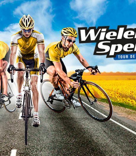 Dennis Tigchelovend uit Deventer winnaar Stentor Tour Wielerspel