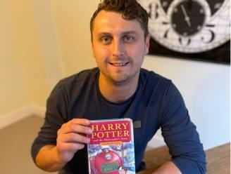 Zeldzame eerste druk van Harry Potter-boek verkocht voor bijna 33.000 euro door niemand minder dan... Harry Potter