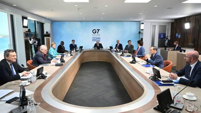 """G7-landen eens over """"concrete maatregelen"""" voor bescherming klimaat"""