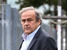 Platini staat nog altijd achter keuze voor WK in Qatar: 'Belangrijk voor de ontwikkeling van het voetbal'