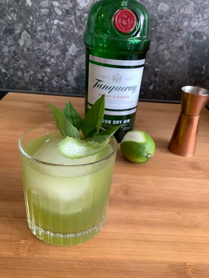 De Single Unit Cocktail 'Bascu' van Diageo.
