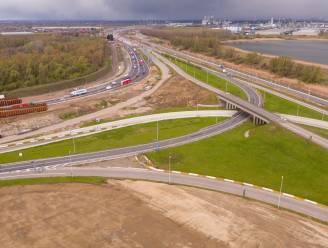 Omschakeling knooppunt Sint-Anna Linkeroever achter de rug: sloop van bruggen en wegen kan beginnen