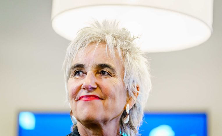 Viroloog Marion Koopmans. Beeld ANP