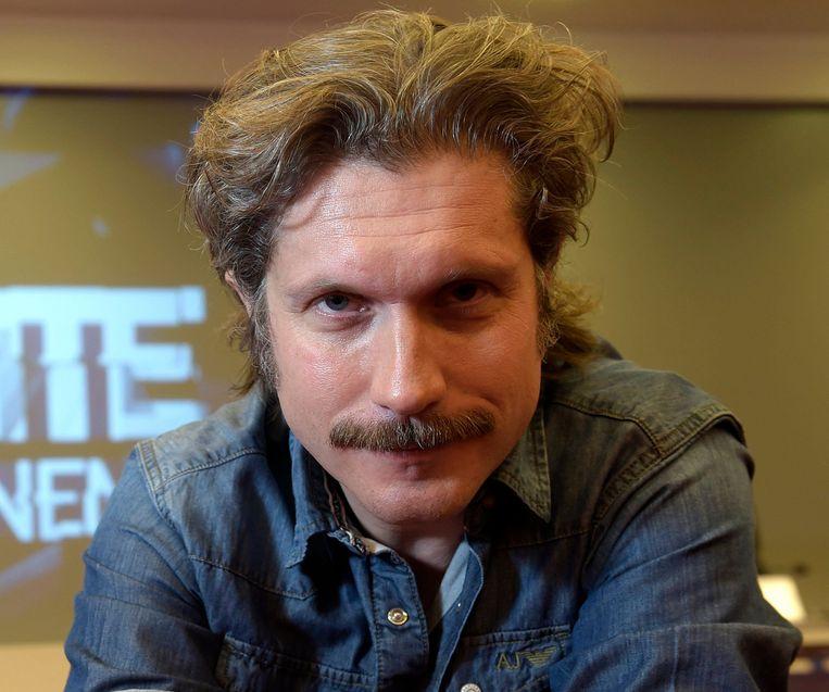 Acteur en regisseur Charlie Dupont Beeld photo_news