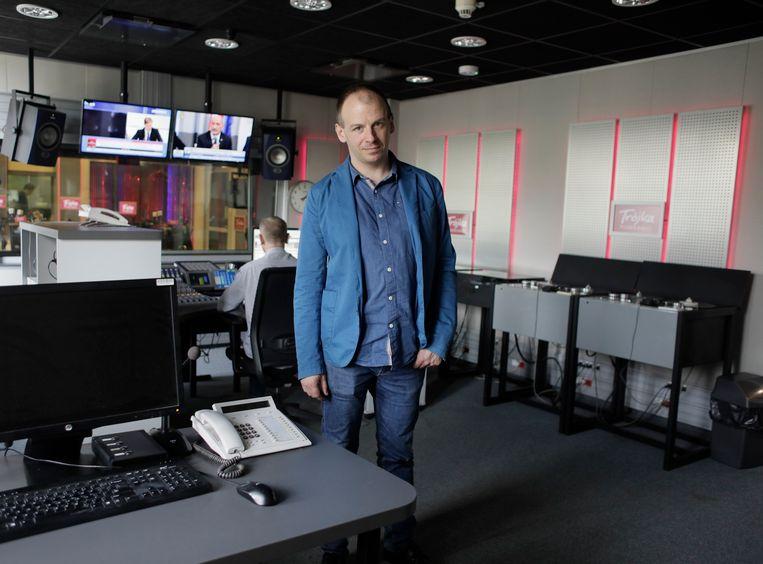 Directeur Wiktor Świetlik. Beeld Malecki Piotr