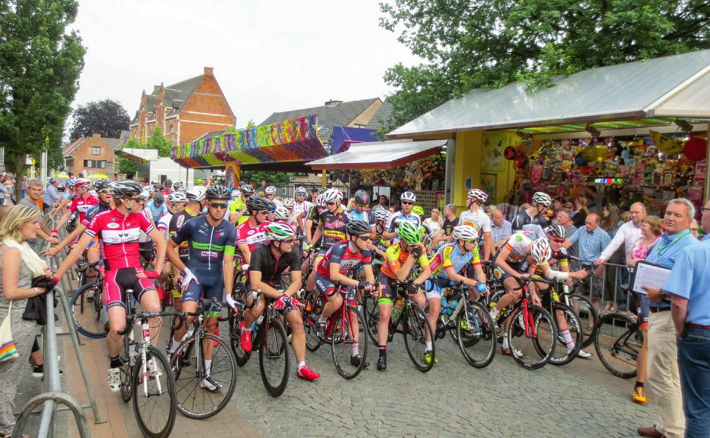 Belsele Sportief, organisator van wielerwedstrijden, houdt zijn jaarlijkse bingo-avond.