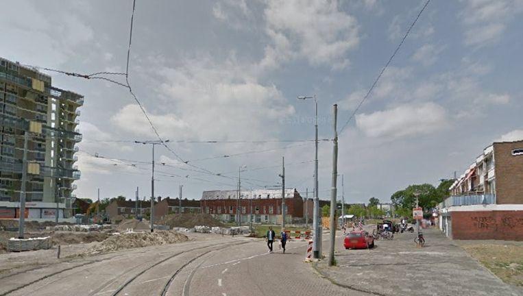 Dijkgraafplein Beeld Google streetview