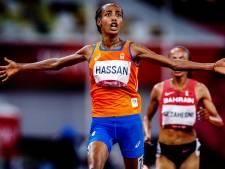 Het waren de Spelen van Sifan Hassan: 'Ik ben gewoon een mens die haar hart volgt'