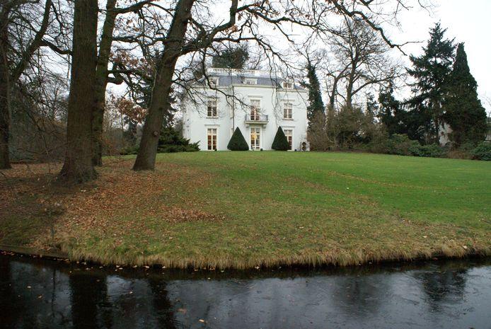 Villa Hoogbeek en Royen in Zeist.