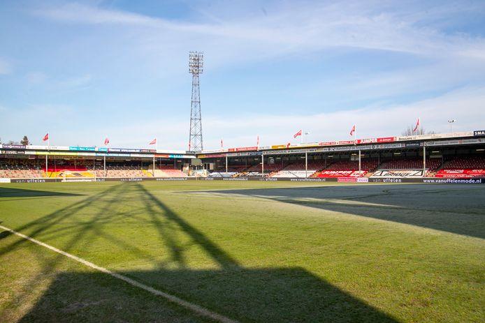 De Adelaarshorst, stadion van Go Ahead Eagles.