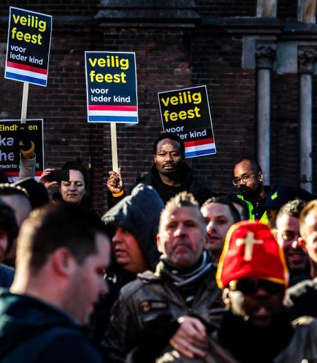 Kick Out Zwarte Piet demonstreert dit jaar bij ruim twintig sinterklaasintochten