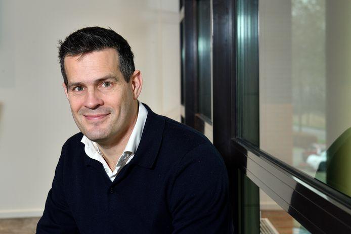 Joost den Otter werd in 2017 directeur bij Lomans