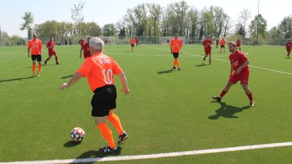 BV's voetballen kunstgrasveld 'Sven Kums' in