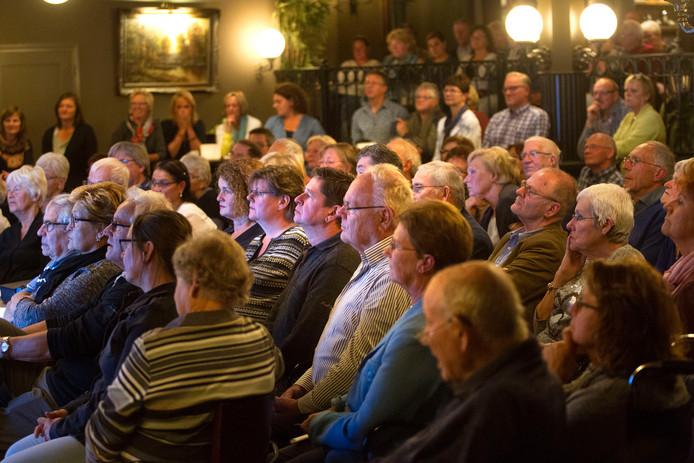 Eerdere bijeenkomst van dieet-avond van de artsen in Leende.