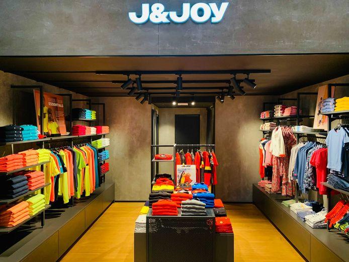 Boutique J&JOY à Knokke.