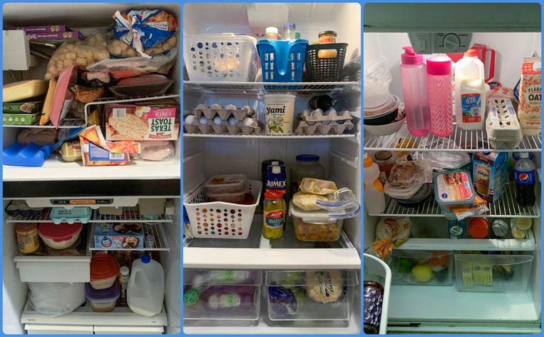 Een aantal koelkasten uit de quiz. Beeld NINA/NYT