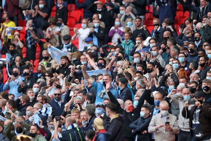 Des supporters avaient déjà assisté à la finale de la Coupe de la Ligue