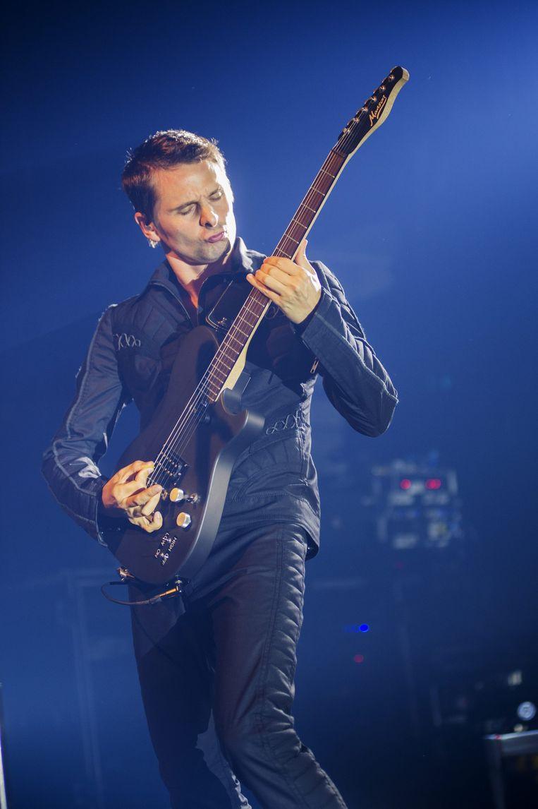 De kaartjes voor Muse in Brussel gaan tot 529.99 euro. Beeld Alex Vanhee