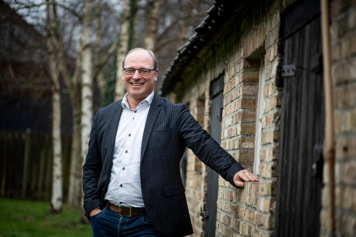 Gerjan Smelt stopt als raadslid van Twenterand.