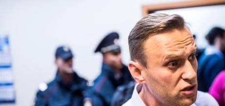 'Navalny naar strafkolonie ten oosten van Moskou'