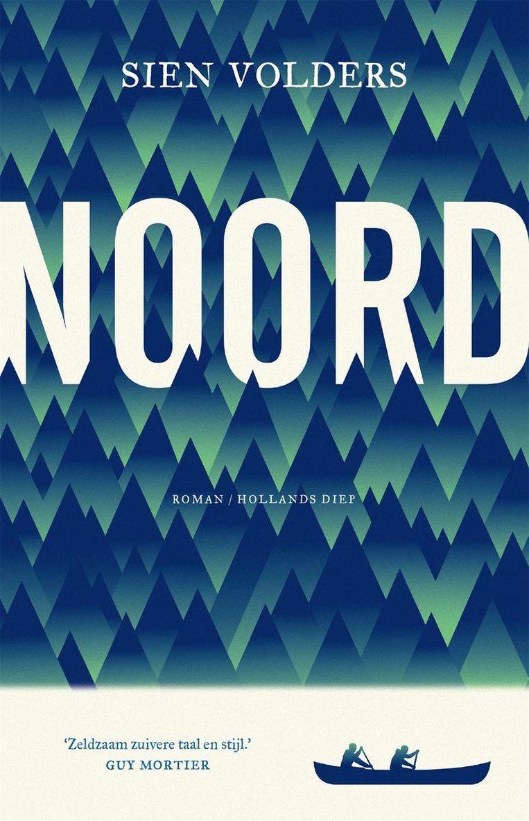'Noord' van Sien Volders. Beeld rv