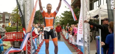 Geurts en van den Berg Nederlands kampioen triatlon bij Masters Zeewolde