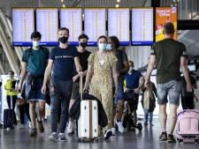 Nederland niet langer grote rode vlek op Europese coronakaart