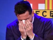 Na drie dagen loste Messi de opwarming van de aarde in het nieuws af