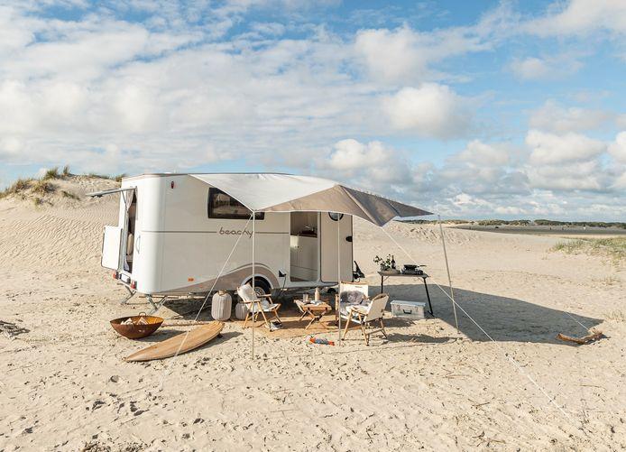 Hobby Beachy, geïnspireerd op het strandleven.