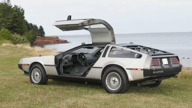 'Back from the past': DeLorean DMC-12 keert terug als elektrische wagen