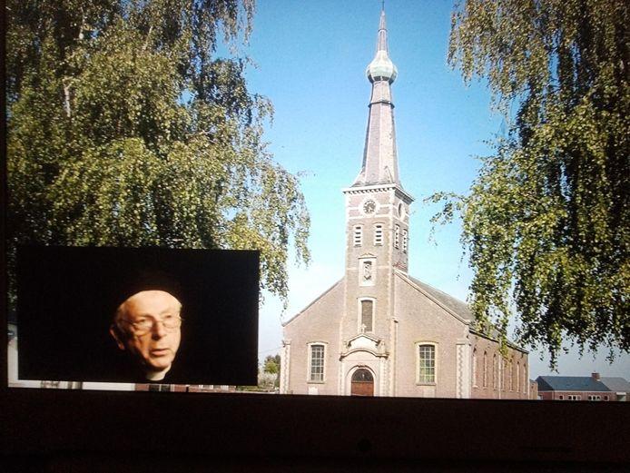 Luc Van Liedekerke vertolkt in Den Babbelaar de rol van pastoor Cuylits.