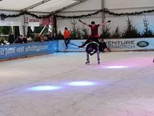 Freestyle Ice Skating op ijsbaan in Vught: 'Kijk eens mam, ik kan vliegen'