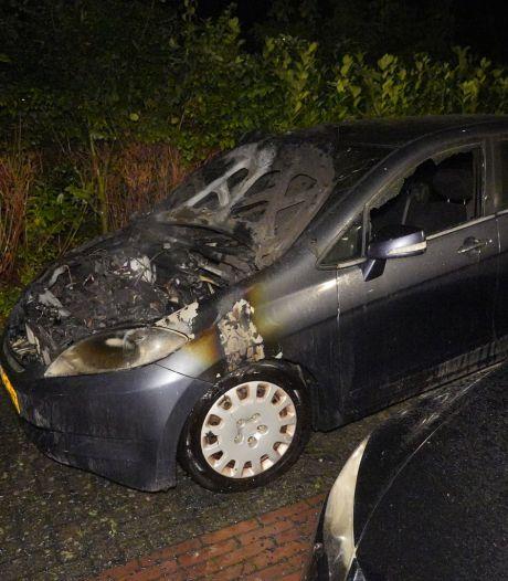 Auto total loss door brand in Arnhem