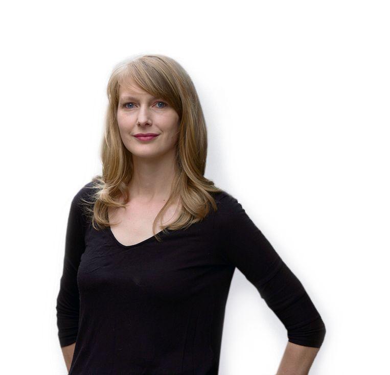 Historica Aletta André (1983) is correspondent voor Trouw in India. Beeld