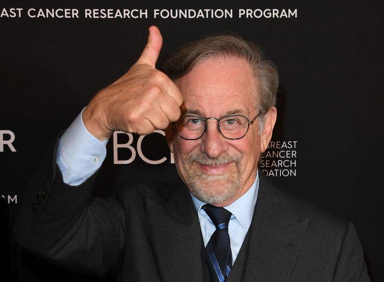 Regisseur Steven Spielberg in 2019. Beeld AFP