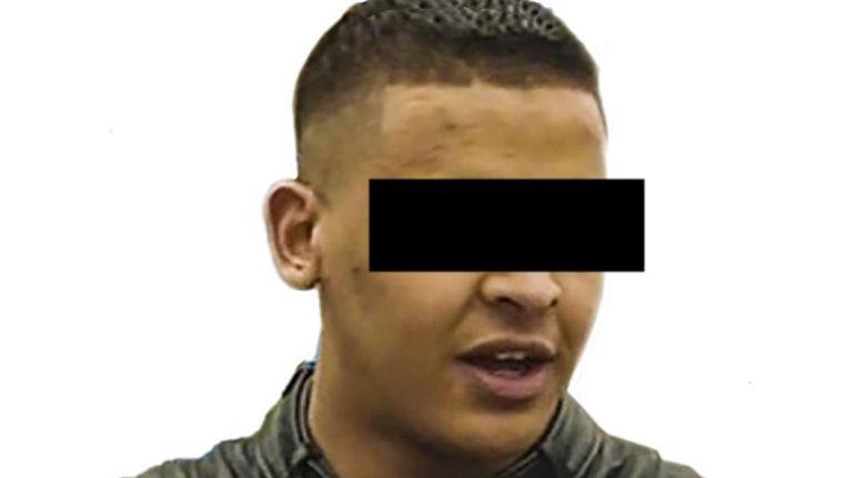 Hamza B. werd in Marokko tot twintig jaar cel veroordeeld voor betrokkenheid bij de dubbele liquidatie in de Staatsliedenbuurt in 2012 Beeld Archief