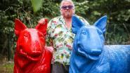 """Oostende eert William Sweetlove (70) met expo, en dat verrast hem: """"Wereldwijd staan er werken van mij, behalve in mijn geboortestad"""""""