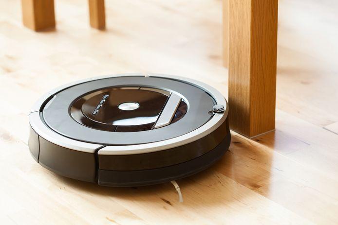 Een robotstofzuiger kan een slimme oplossing zijn voor effectievere huishoudelijke ondersteuning .
