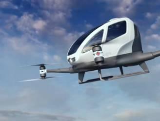 Las Vegas begint proefproject met vliegende robottaxi
