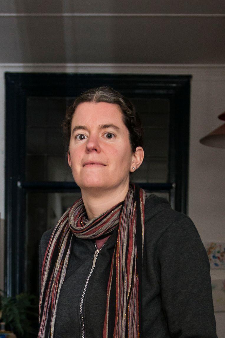 Helen Mills Beeld Eva Faché