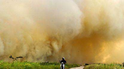Indonesië maakt regenbuien om bosbranden te voorkomen