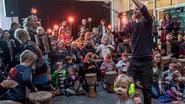 Bouger Bouger verenigt acht landen met internationale drumcircle