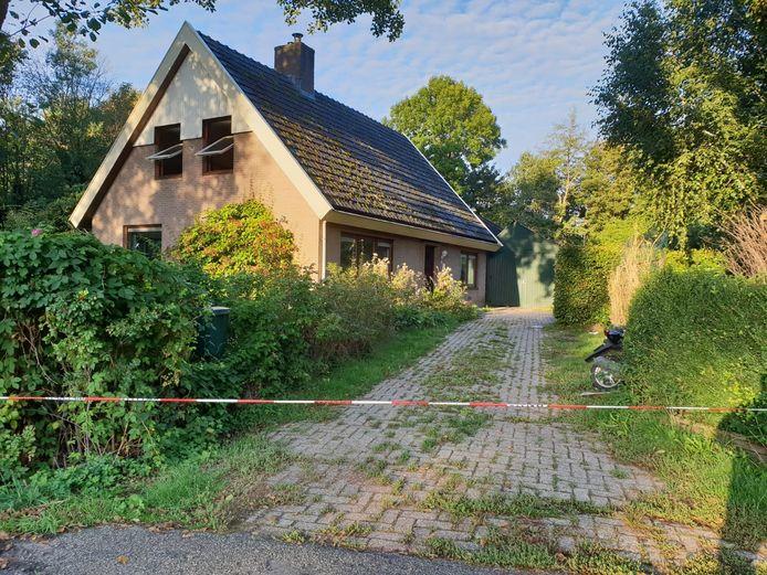 Het huis aan de Achterhoekseweg