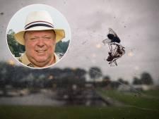 Honderd euro per nacht voor beschimmelde caravan vol dode vliegen op vakantiepark van miljonair