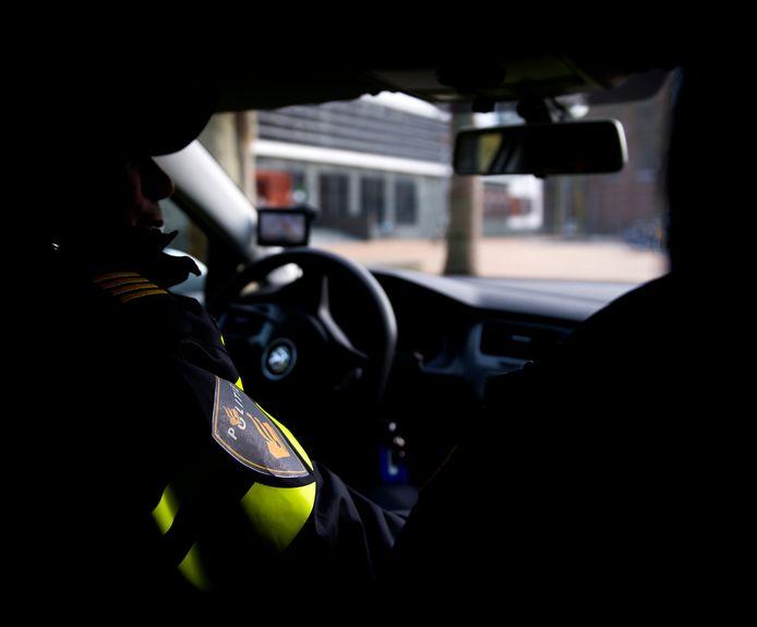 Agenten patrouilleren. Foto ter illustratie.