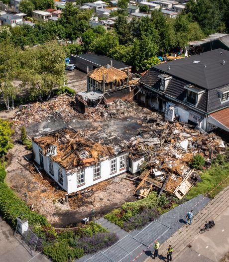 Werd roemrucht hotel moedwillig in brand gestoken? 'Hier hadden zeven mensen kunnen omkomen'