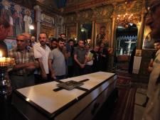Les chrétiens de Gaza également endeuillés